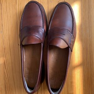 G.H. Bass & Co. Wilton Weejuns Penny Loafers